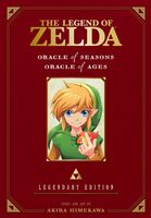 The Legend of Zelda - Legendary Edition: Oracle of Seasons/Oracle of Ages